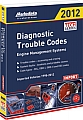 Autodata ADT12-350 2012 Import Trouble Code Manual