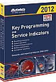 Autodata ADT12-420 2012 Key Programming & Service Indicators Manual