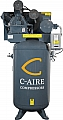 C-Aire CAIA075V080-1230 7.5 HP, Two-Stage Pump 80 Gal. Compressor