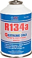 Fjc FJC685 R134A Refrigerant with Extreme Cold Synthetic Booster, 13 oz