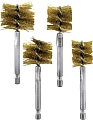 Ipa IPA8038 4 Pc. Brass XL Bore Brush Set