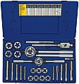 Irwin IRW97094 25 Pc. Fractional Tap & Hex Die Set