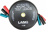 Lang LNG1135 3'x10' Retractable Test Lead Set