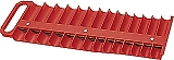 "Lisle LS40200 3/8"" Magnetic Socket Holder, Red"