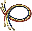 Mastercool MC84372 3 Pc. R134A Charging Hoses - 72""