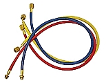 Mastercool MC84396 134A R134A Charging Hoses - 96""