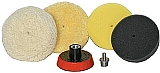 "Sm Arnold SMA85-938 6 Piece 3.5"" Micro Pad Assortment"