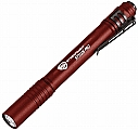 StreamLight STR66120 Stylus Pro LED PenLight, Red, White LED
