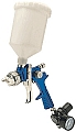 Titan TTN19000 HVLP Gravity Spray Gun, 1.4mm