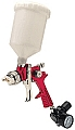Titan TTN19018 HVLP Gravity Spray Gun, 1.8mm
