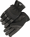 Majestic Gloves MJG2136BK/10 Armorskin Mechanics Gloves Size 10