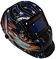Titan TTN41265 Solar Powered Welding Helmet