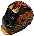 Titan TTN41266 Solar Powered Welding Helmet