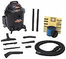 12-Gal 6.5HP Wet/Dry Vac