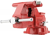 "Utility Vise 6-1/4"" Jaw with Swivel Base"