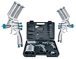 StartingLine Gravity HVLP Spray Gun Kit