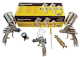 StartingLine HVLP Spray Gun Kit