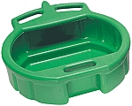 4.5 Gallon Anti-Freeze Drain Pan, Green