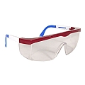 Radians Shark RWB7800-C Clear Lens - RWB Frame Safety Glasses