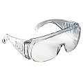 Radians Chief 360-C Clear Lens Safety Glasses, OTG