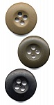 Rothco 205 Bag of 100 B.D.U. Buttons