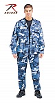 Rothco 7892 Sky Blue Camo BDU Pants-2XL