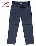 Rothco 5777 Midnite Blue Zipper Fly Uniform Pants-3XL