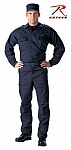 Rothco 6111 Navy Blue Tactical BDU Shirt-2XL