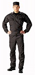 Rothco 6351 Black Tactical BDU Shirt-2XL