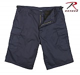 Rothco 7432 Navy Blue Xtra Long BDU Shorts