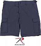 Rothco 65228 Navy Blue S.W.A.T. ClothTM Tactical Shorts-2XL