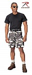 Rothco 65216 City Camo BDU Combat Shorts-2XL