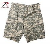 Rothco 65312 Army Digital Camo BDU Shorts