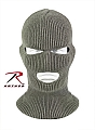Rothco 5463 Foliage Green 3-Hole Face Mask