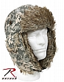 Rothco 9876 Army Digital Camouflage Fur Flyer's Hats