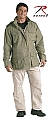 Rothco 8731 Sage Green Lightweight Vintage M-65 Field Jacket