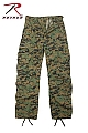 Rothco 2366 Woodland Digital Camo Vintage Paratrooper Fatigues
