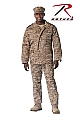 Rothco 8582 Desert Digital Camo M-65 Field Jacket