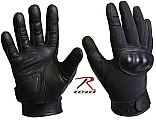 Rothco 3463 Black Kevlar/Nomex Hard Knuckle Tactical Glove