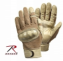 Rothco 3492 Coyote Kevlar/Nomex Hard Knuckle Tactical Gloves