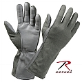 Rothco 3473 G.I. Type Foliage Green Nomex Flight Gloves