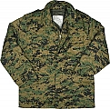 Rothco 8590 Woodland Digital Camo M-65 Field Jacket
