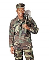 Rothco 8436 Woodland Camouflage M-65 Field Jacket-8XL