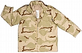 Rothco 8482 Tri-Color Desert M-65 Field Jacket