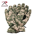 Rothco 4955 Army Digital Camo Insulated Hunting Gloves