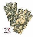 Rothco 4431 Army Digital Camo Spandoflage Hunting Gloves