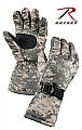 Rothco 4755 Xtra-Long Deluxe Army Digital Camo Insulated Gloves