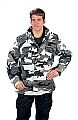 Rothco 8937 City Camo M-65 Field Jacket-4XL