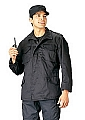 Rothco 8440 Black M-65 Field Jacket-6XL