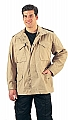 Rothco 8256 Khaki M-65 Field Jacket-4XL